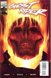 Ghost Rider #23 (2008) Marvel comic book